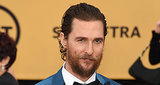 Matthew McConaughey Is 'Born to Run'