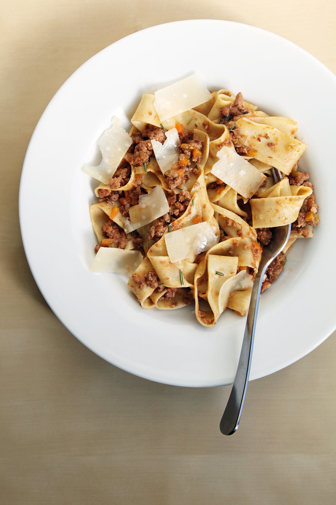 Slow-Cooker Pasta Bolognese