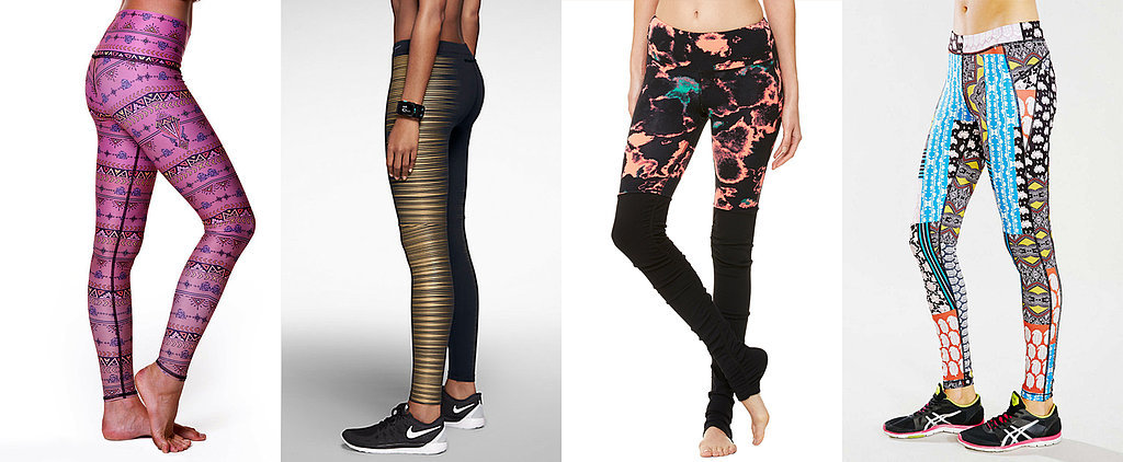 Gear Gone Wild: 15 Pairs of Printed Workout Pants