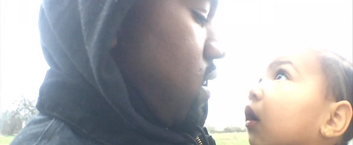 Kanye West Singing to Daughter North Will Soften Even His Biggest Haters