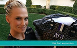Molly Sims Shares Her Hospital Bag Packing List
