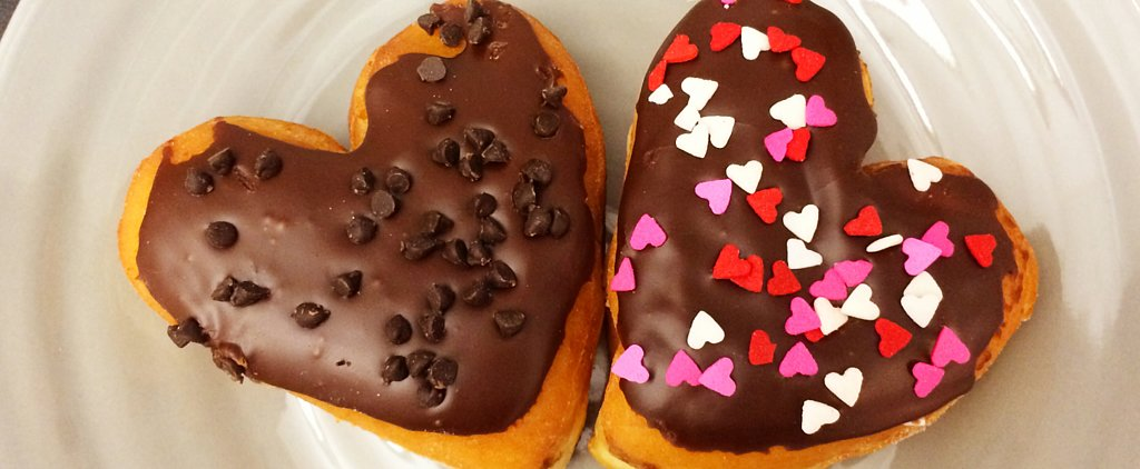 Cookie Dough Doughnuts?! This Favorite Chain Can Be Our Valentine