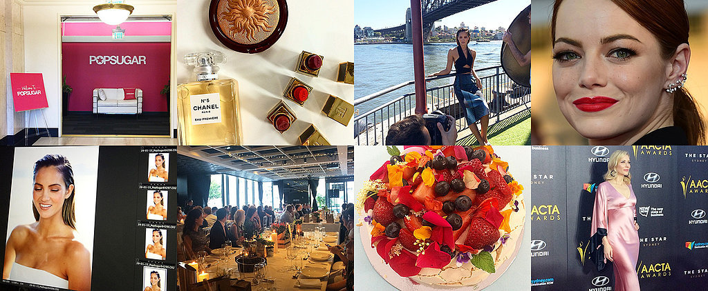 POPSUGAR Diary: Our Week in Pictures