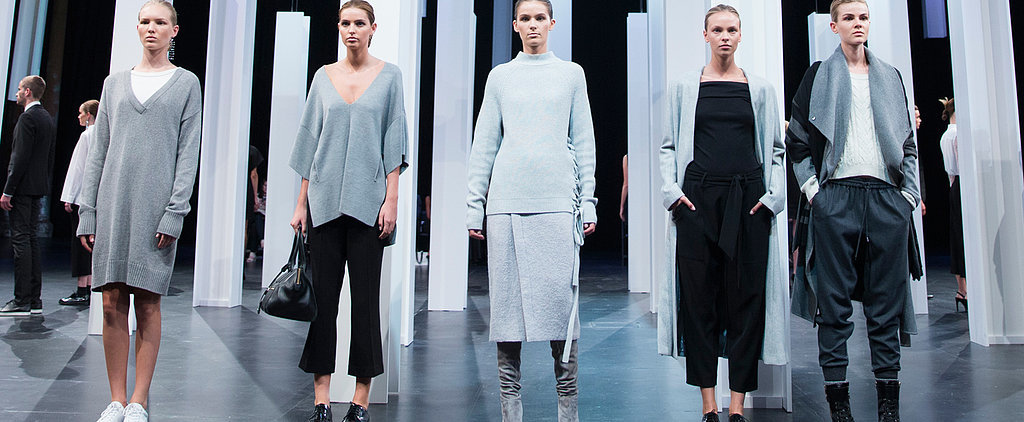 Witchery's Runway Show Got Us Wishing For Winter