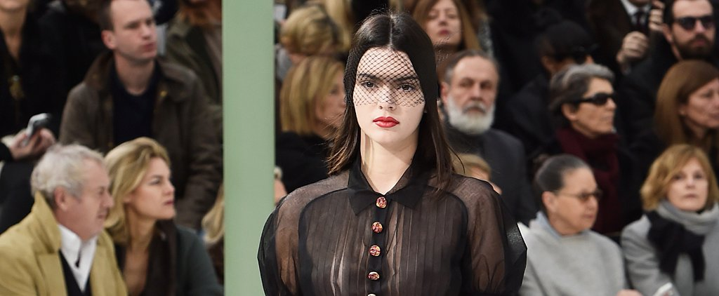 Kendall Jenner Has a Major Modeling Moment on the Chanel Runway