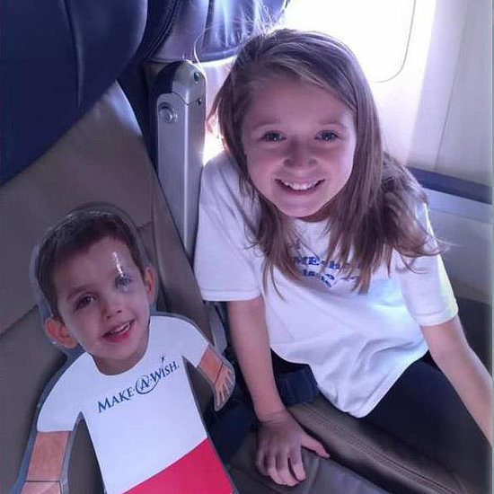 Make-A-Wish Child Sends Best Friend on Trip of a Lifetime