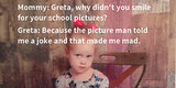 20 Hilarious Quotes From A Precocious Little Girl Named Greta