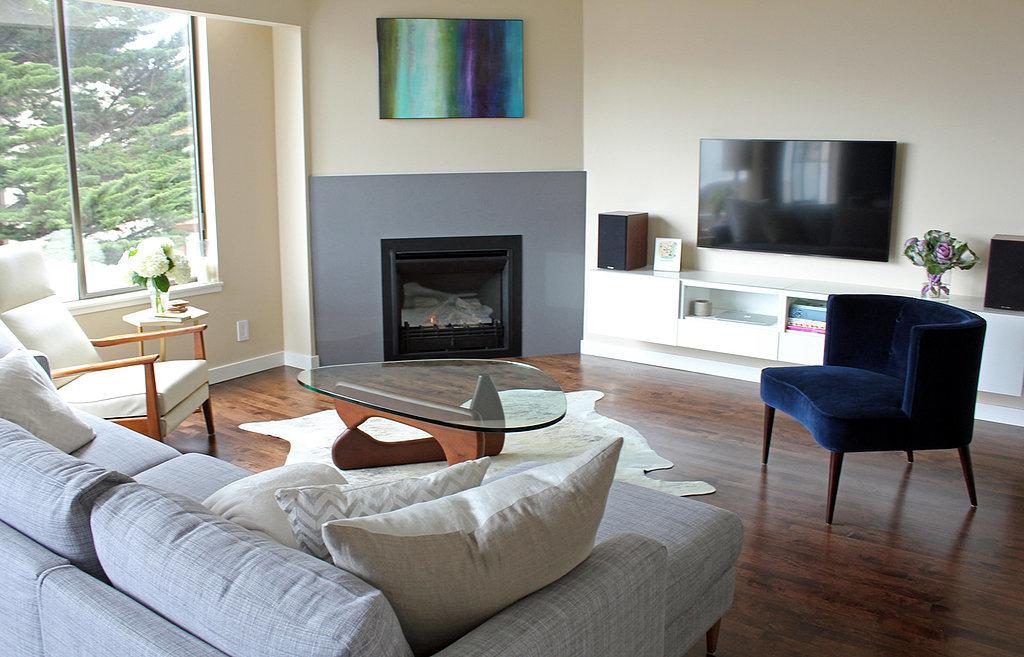 Home theater setup ideas popsugar tech for Home theater setup ideas
