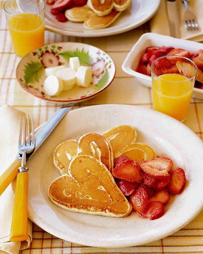 moms valentine breakfast ideas kids