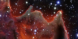 Mysterious Space Globule Looks Undeniably Beautiful