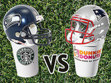 Seattle's Starbucks vs. New England's Dunkin' Donuts - There's One Clear Winner Here
