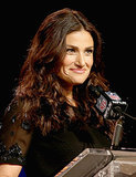 Idina Menzel Sings the National Anthem Flawlessly at Super Bowl XLIX: Watch Now!