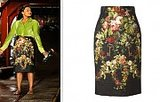 Shop Now: Mindy Kaling's Cool Printed Skirt From Her Super Bowl Commerical