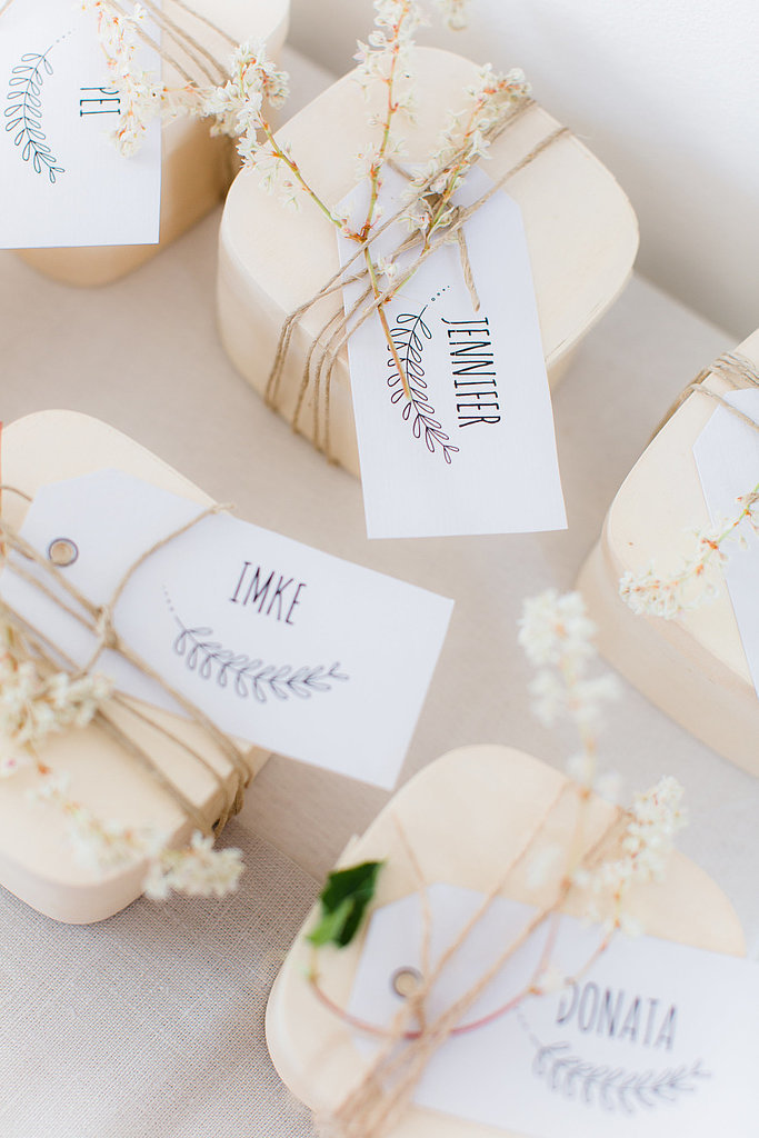 Search Beyond Wedding Vendors For Favors