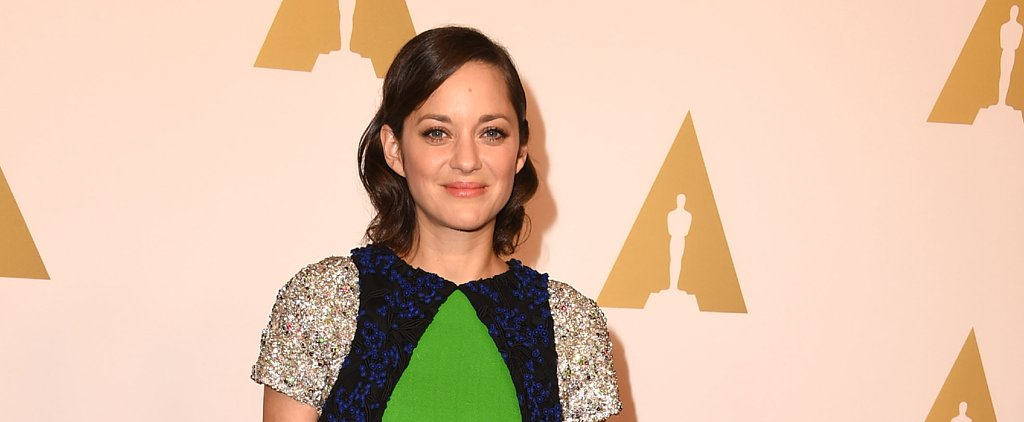 Belgian Beer Helped Marion Cotillard Let Loose While Filming Her Oscar-Nominated Role