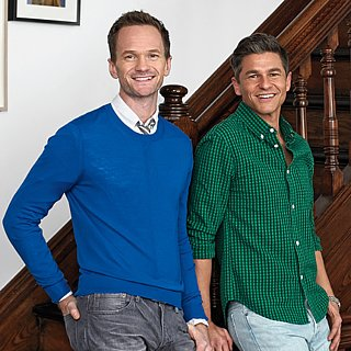 Neil Patrick Harris's Harlem Brownstone Renovation