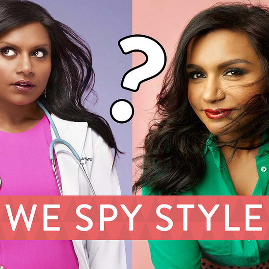 Mindy Kaling Style on The Mindy Project | Video