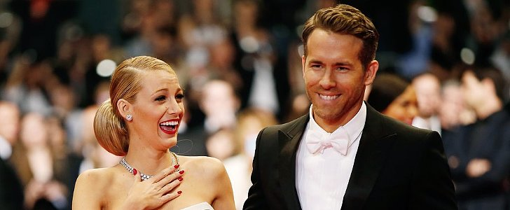 Ryan Reynolds Confirms This Is Not His Daughter's Name