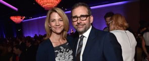 Watch Steve Carell Gush Over His Wife's Award Season Support