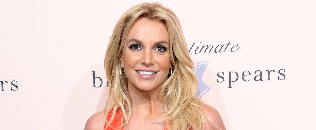 Britney Spears Is Modeling Her Own Lingerie
