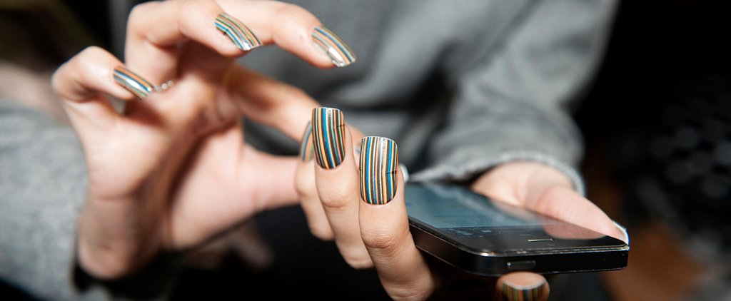 Typing and Texting With Fake Nails Is Totally Possible