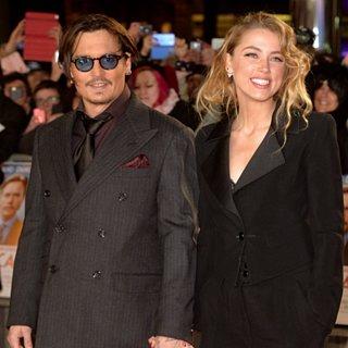 Johnny Depp et Amber Heard Sont Mariés
