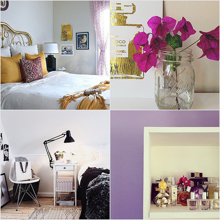 bedroom makeover ideas popsugar home