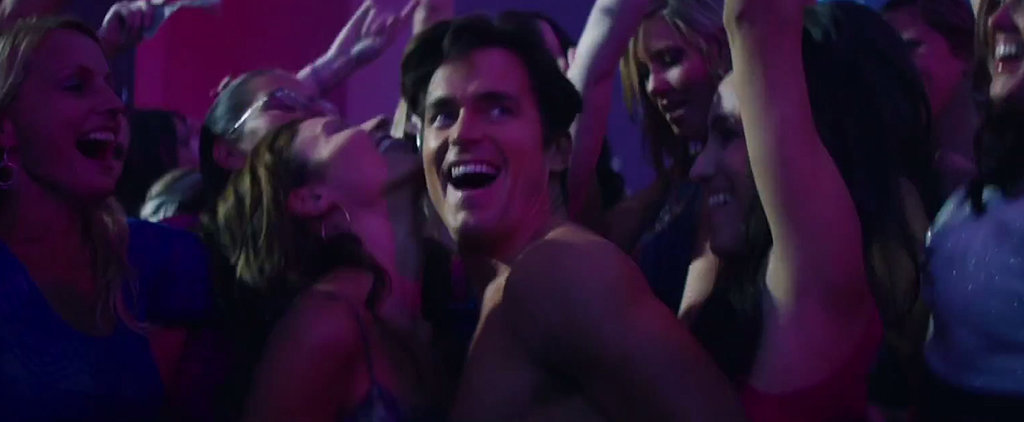 12 Moments From the Magic Mike XXL Trailer That Made You Fan Yourself Vigorously