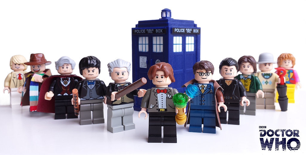 Time Lord To Become Immortalized In Lego Gallifreyan
