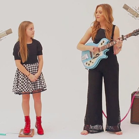 """Lennon and Maisy """"Boom Clap"""" Cover 