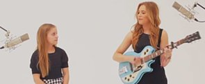 "Lennon & Maisy's ""Boom Clap"" Cover Might Just Bring You to Tears"