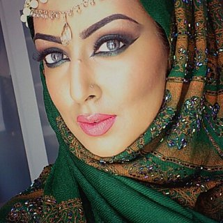 Hijab Makeup Ideas