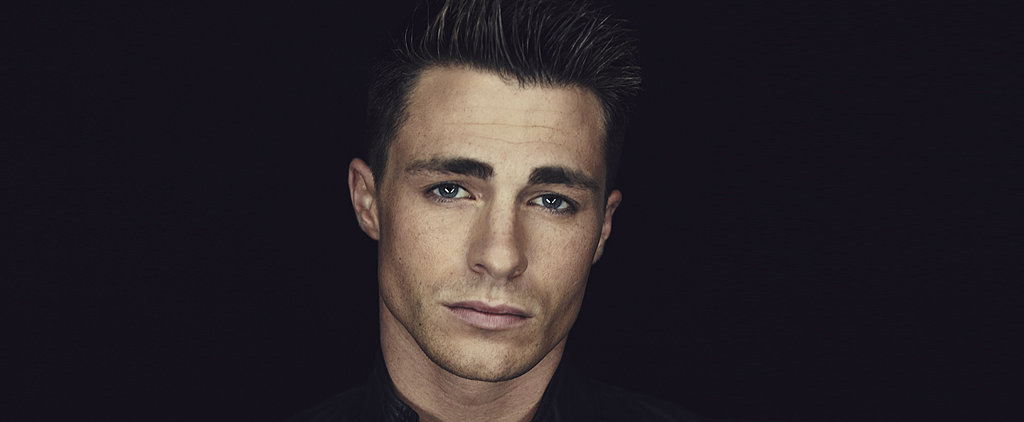 28 Instances in Which Colton Haynes's Beauty Was Borderline Painful