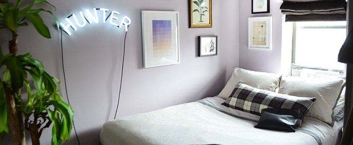 Small-Space Tips Taken From a Real-Life Tiny Bedroom