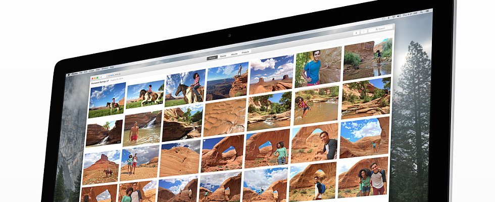Take a First Look at Apple's New Photos For Mac