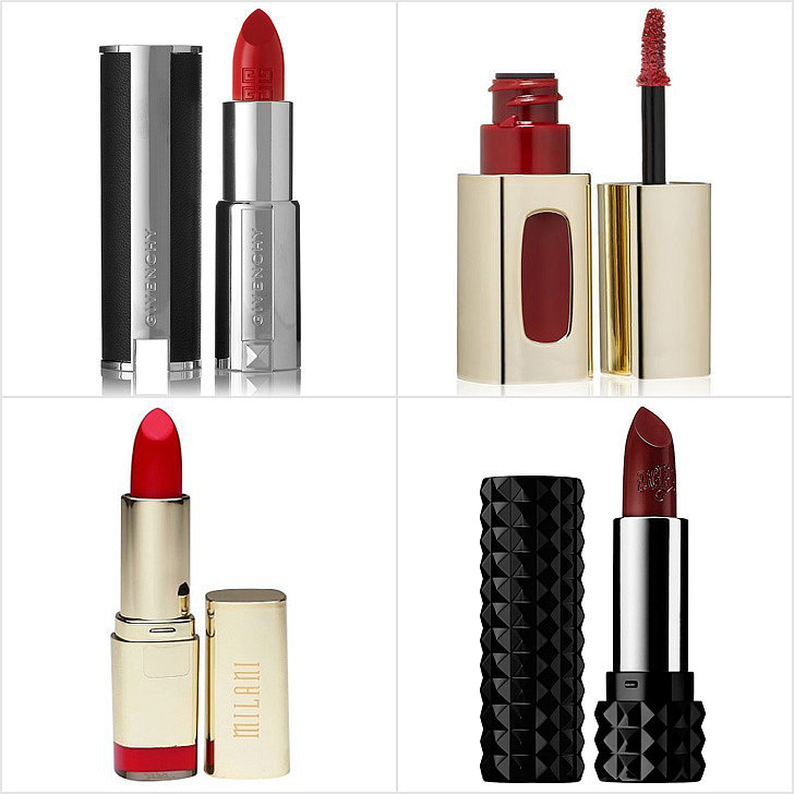 25 Real-Girl-Approved Red Lipsticks You Need in Your Stash