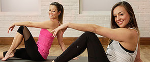 A Sexy Floor Workout to Increase Your Flexibility