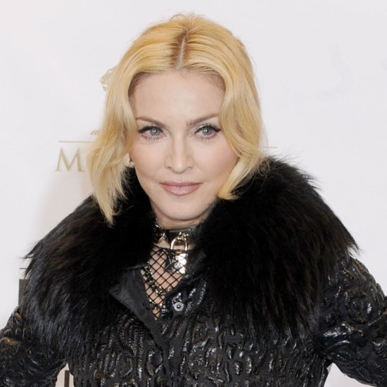 Madonna Joins the Snapchat Train With a New Music Video