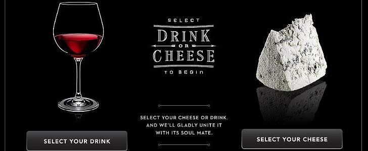 This App Is Just Like Tinder but For Wine and Cheese