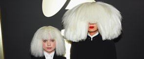 Sia Stepped Her Wig Game Up Like, 20 Notches at the Grammys