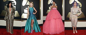 See What Every Star Wore on the Grammy Awards Red Carpet