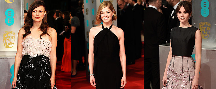 See Who Wore What at the BAFTA Awards