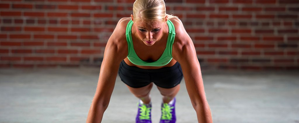 A Total-Body Workout That's Done In a Flash