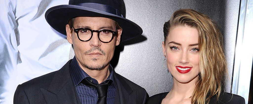 Johnny Depp Marries Amber Heard Again at a Beach Ceremony