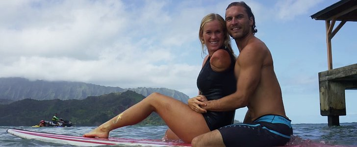 Surfer Bethany Hamilton Is Expecting Her First Child