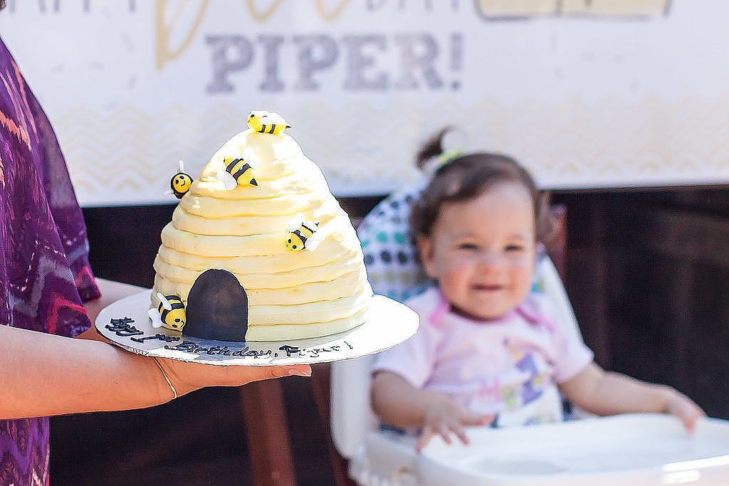 A Sweet Bumblebee Birthday