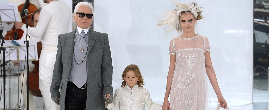 Your Child Can Now Hit the Playground Wearing Karl Lagerfeld