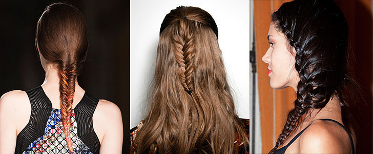 The Mermaid Braid Is Going to Be Your New Hair Obsession