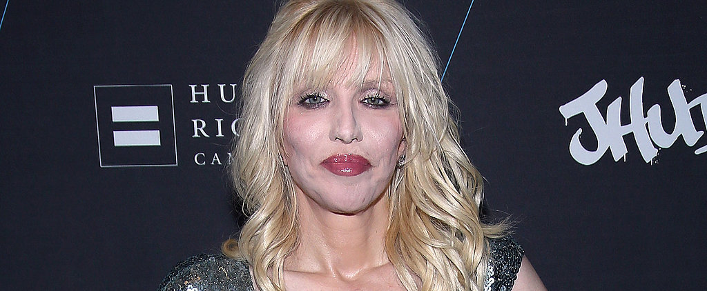 Courtney Love Reveals What Really Saved Her From Her Darkest Time