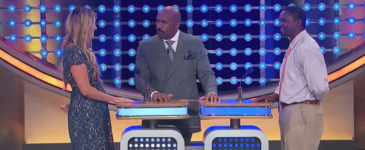 This Woman Gives the Strangest Family Feud Answer Ever